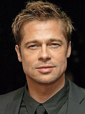 Brad Pitt pusaudža gadus droši... Autors: vienssantīms Pa karjeras kāpnēm
