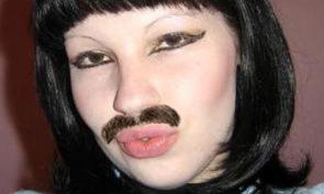 Viņainav ūsu bet viņa saskaras... Autors: theGameHasJustBegun Būt pieklājīgam?