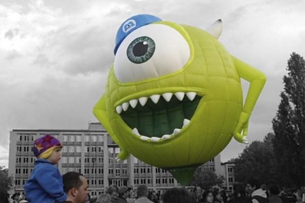 Autors: Fosilija Gaisa Balonu festivāls