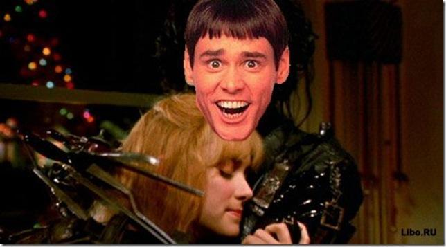 Edvarda lomu spēlēja Džonijs... Autors: knift 12 fakti par filmu ''Edvards šķērrocis'