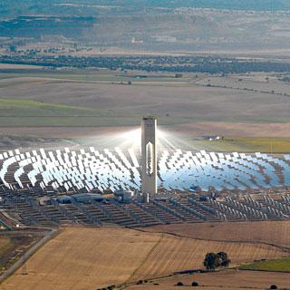 quotAndasol 1quot spēkstacija... Autors: Pončo 8 metodes kā uzkrāt ilgtspējīgu enerģiju