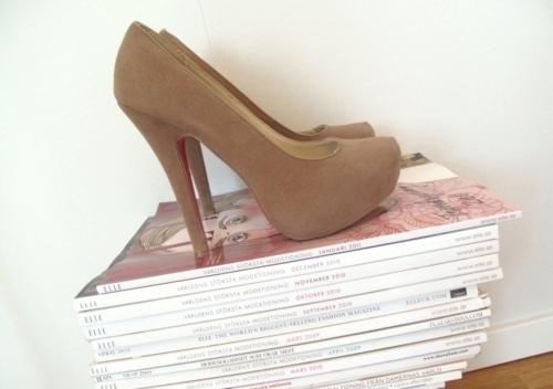 Autors: EstereZebra Shoes