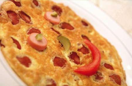 Pasaulē lielāko omleti izcepa... Autors: ML Neticami, bet fakts - 7. Beigas.