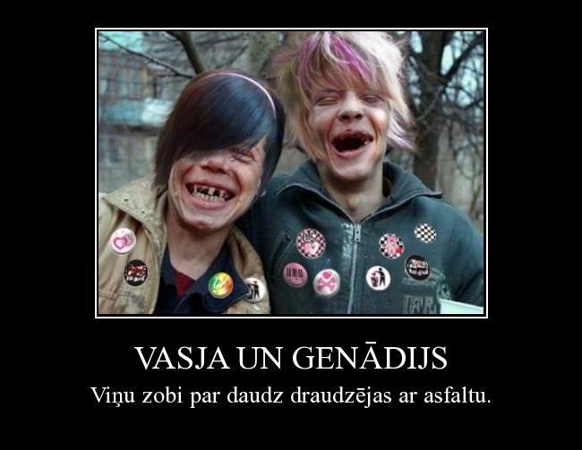 Autors: TPuuu Vasja un genādijs