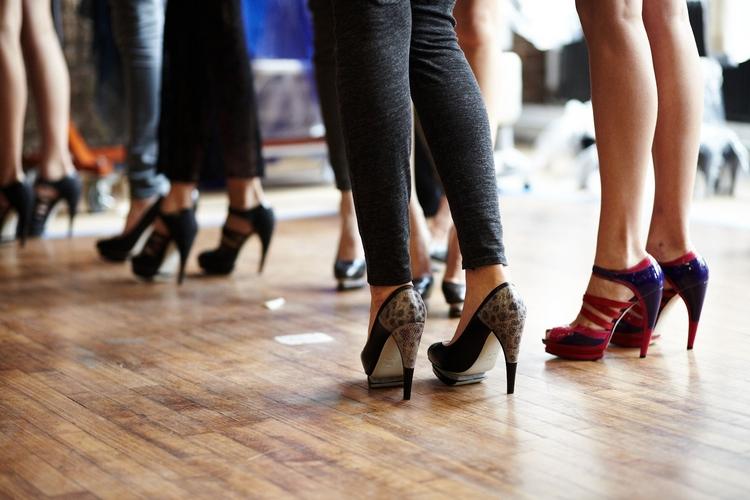 Модная Обувь Весны