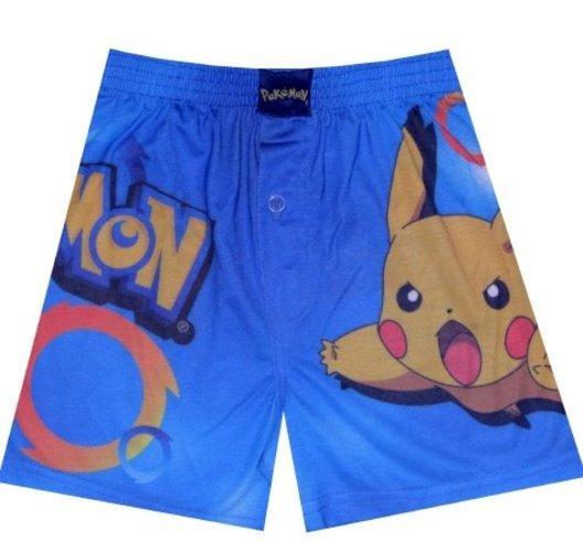 Pokemon boxer šorti Autors: Mansters 10 nejēdzīgākie Pokemonu produkti