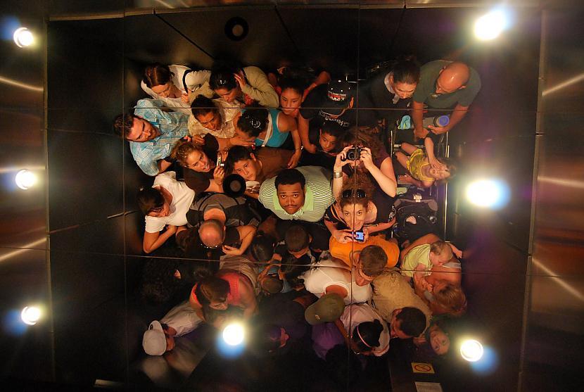Koncertos kinoteātros liftos... Autors: VerDom Ķermeņa valoda 1.daļa: Personas teritorija un saskarsmes