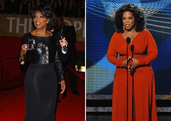 Opra Oprah Viņas svars ir... Autors: oceanic Slavenību Yo-Yo efekts
