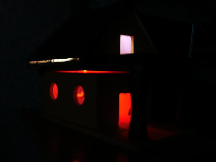 Apgaismojums tumsā Autors: SanduXs Hand Job's