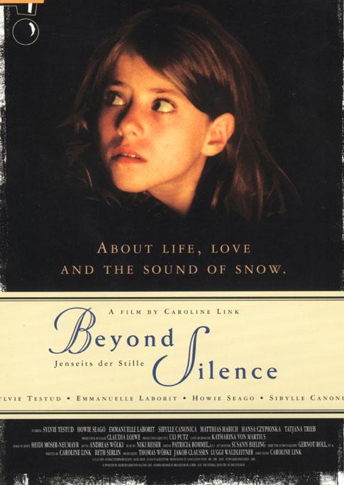 Viņpus klusuma 1996... Autors: konfektiite007 Filmas, kas jāredz...