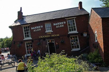 5vieta The Crooked House... Autors: BJinsiders top 5 normālas struktūras.