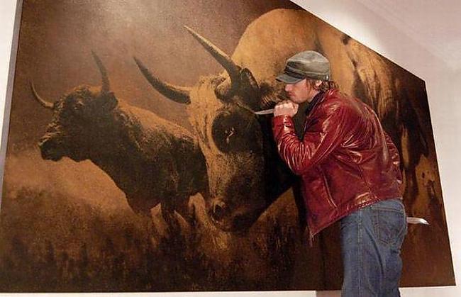 Autors: RiktīgsRaitis Māksla uz sienas.