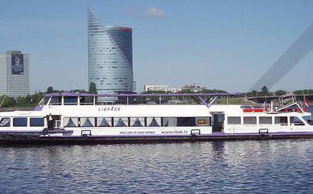 Hmm Brauciens ar kuģīti... Autors: quotKuKīcquot nu tad, ko darīt Rīgā?