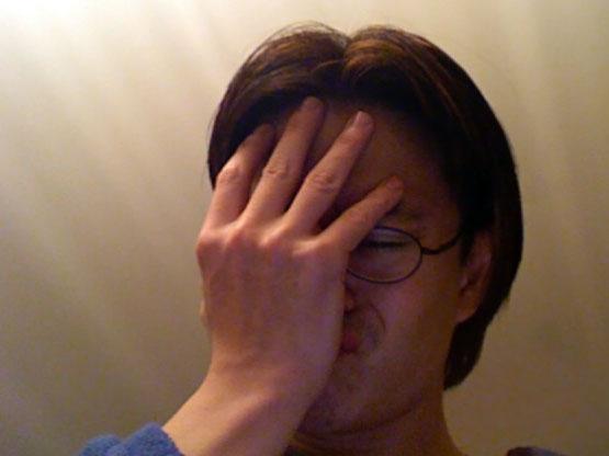 Facepalm Man bieži izmantots... Autors: Pūpols Žesti