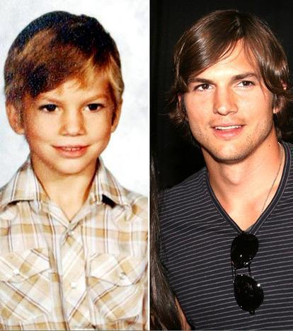 Ashton Kutcher šo brūno acu... Autors: Edgarinshs Slavenību bērnu-mūsdienu foto