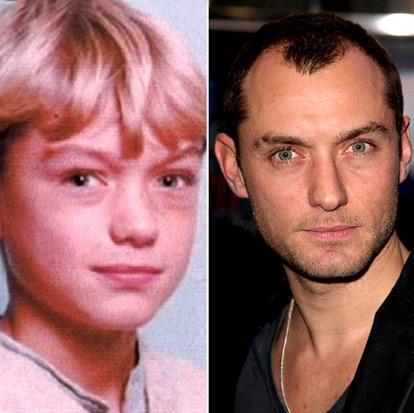 Jude Law  jau 12 gados sāka... Autors: Edgarinshs Slavenību bērnu-mūsdienu foto