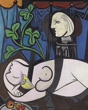 Nr 7 Nude Green Leaves and... Autors: Pūpols Top 10 dārgākās gleznas