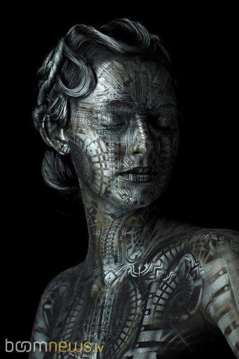 Autors: Šaize Body Art 2