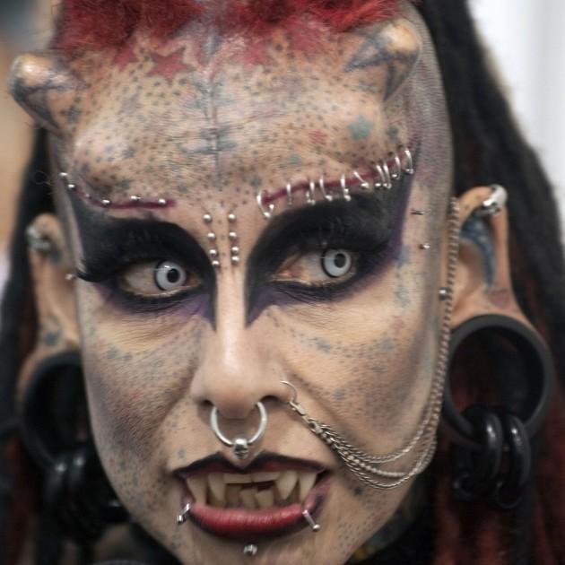 Kristerna dzimtajā zemē un... Autors: Noth1ng Vampīrsieviete!:o