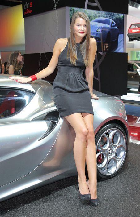 Autors: Es esu sēne auto izstāde Frankfute
