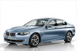 Autors: HHRonis BMW prezentē 5.sērijas ActiveHybrid 5.