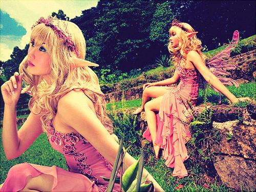 Autors: TangledLanterns fairy