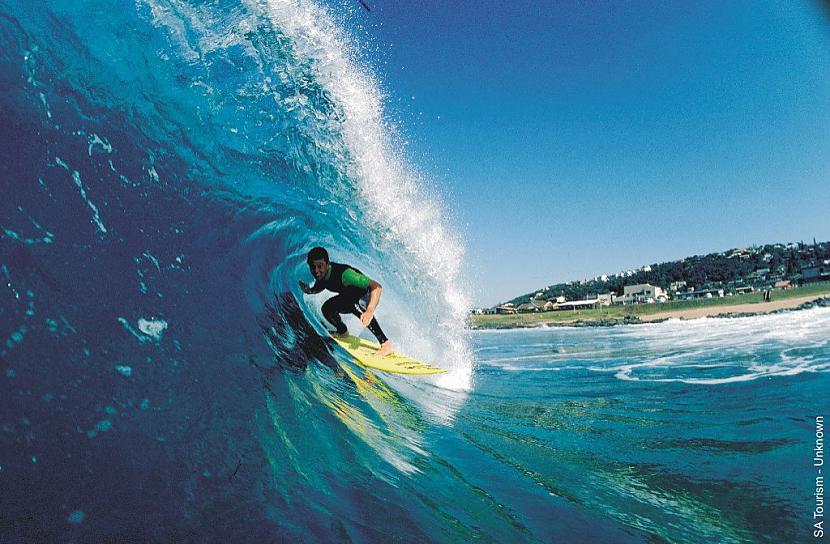 Surfing jeb sērfošanaSērfošana... Autors: Čiekuriņš Ekstrēmie sporta vedi.