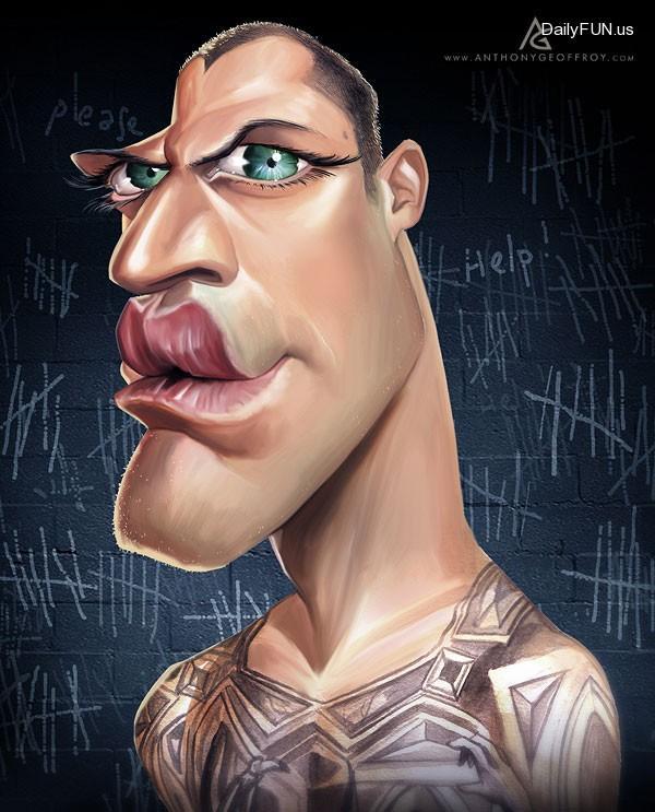 Autors: janismilannu Slavenību karikatūras.