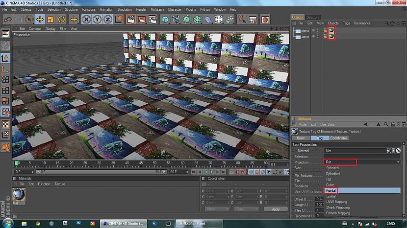 Lai neizskatītos dīvaini... Autors: BuzzBomb 25 soļi, kā izveidot 3D ekrāna tapeti
