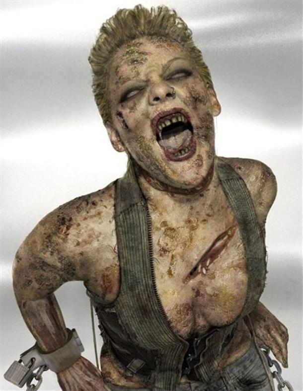 Pink Autors: Shiroi Tenshi 10 Slavenības kā zombiji.