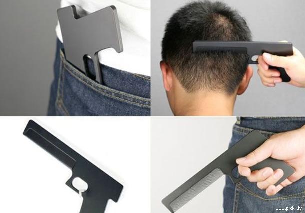 Gun comb 41eurPiscaronķis... Autors: Pikkii Dāvanu idejas