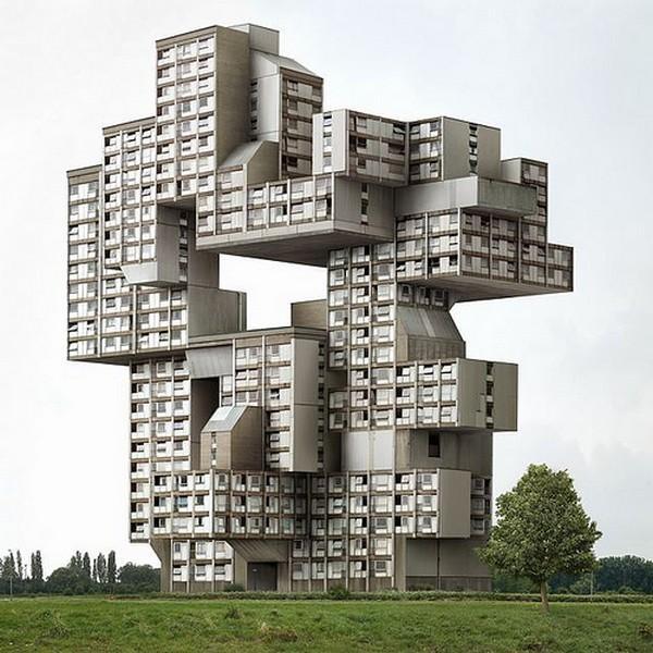 Daudzstāvu māja  Gribētu D Autors: Kuukijs Gribētu dzīvot?