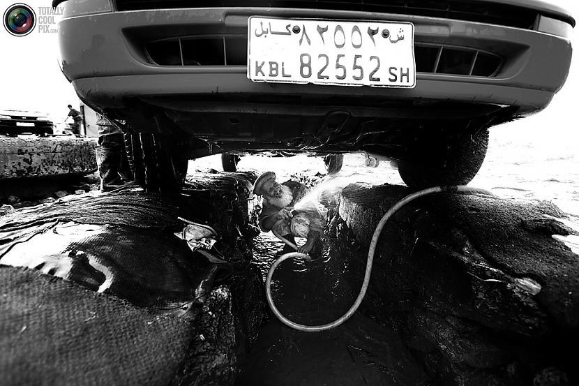 Autors: BAii Automazgātuve Afganistānā