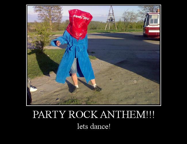 Autors: ANTIKVISTS Party rock anthem!!!