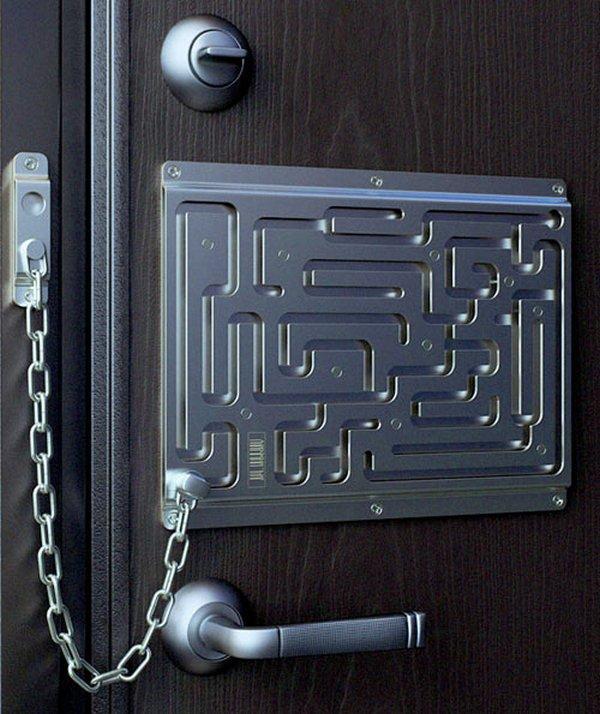 Lai atvērtu slēdzi  jums ir... Autors: oXid Interesantie izgudrojumi