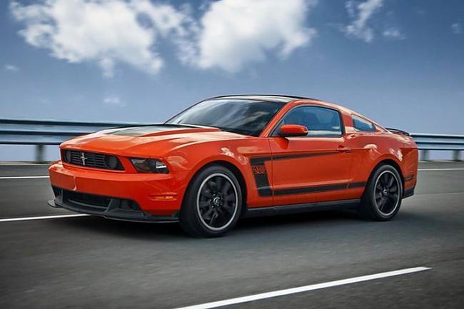 Boss Mustang atkal dodas... Autors: LauraBē Ford Mustang Boss 302