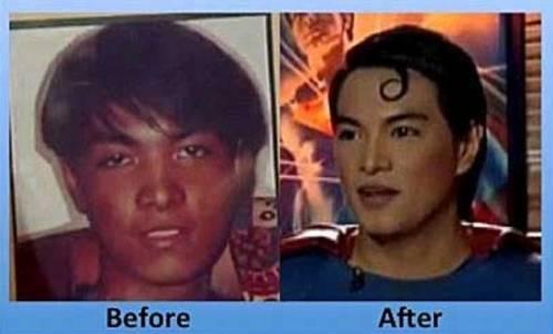 Autors: Es esu sēne Superman'a fans