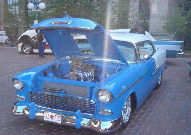 Autors: starter777 Retro tuning car