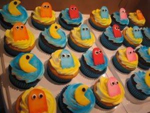 Pac Man kūciņas vai arī... Autors: DP Arodeyz Episkās kūkas.