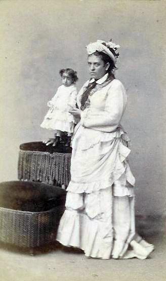 Lusija Zarate 18641890  ir no... Autors: Footballtime Īsākie cilvēki