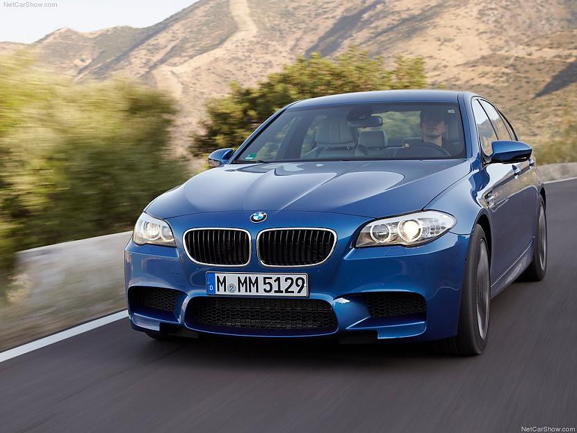 Autors: HHRonis Stigs testē 2012. gada BMW M5. +VIDEO