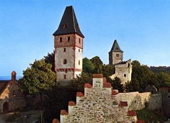 3  Frankenšteina pils... Autors: Fosilija Top 10 pilis Eiropā