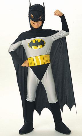 Betmens Autors: aidzix Bērni Superkostīmos
