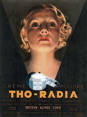 1930to gadu sākumā Francijā... Autors: Torsons Radiācija kā prece