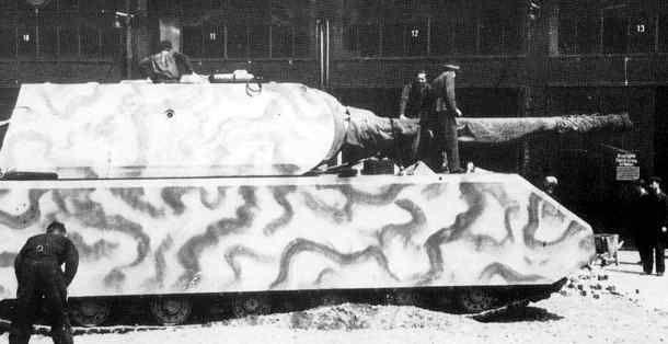 Vācu MAUS uzražoja tikai 2... Autors: Bucitis1 2.P.K vācu un krievu tanku salīdzinājums (3.daļa)
