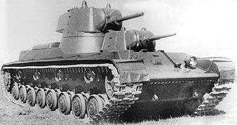 Krievu SMK tanks Autors: Bucitis1 2.P.K vācu un krievu tanku salīdzinājums (3.daļa)