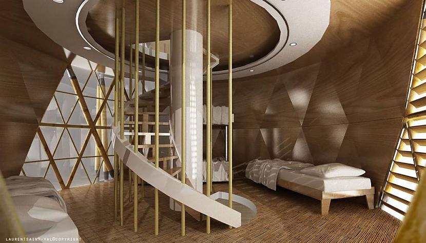 Autors: Kobis Bambusa luxus mājas...