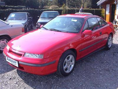 Opel Calibra 19901997   ... Autors: Rozā Vienradzis Jauniešu auto izvēle III