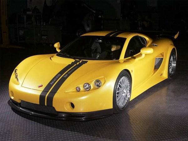 Ascari A10 Autors: Smaidīgais Nepārspējamās Mašīnas