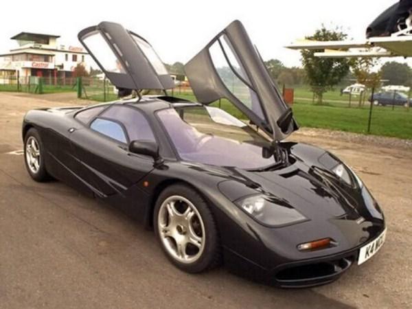 McLaren F1 Autors: Smaidīgais Nepārspējamās Mašīnas
